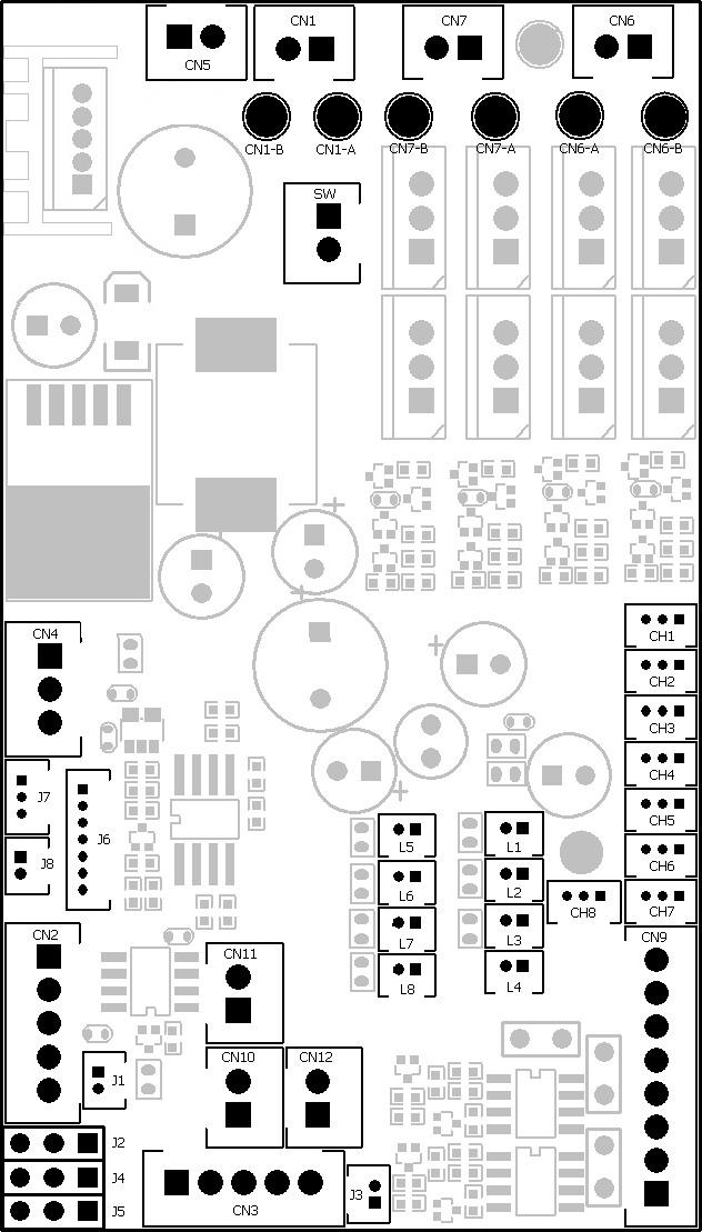 mfk series car controller